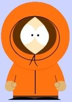 Fälschung - Kenny von South Park