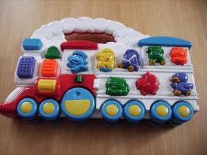 Spielzeug-Lok